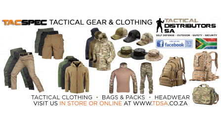 TacSpec Tactical Gear & Clothing Finally Back in Stock!