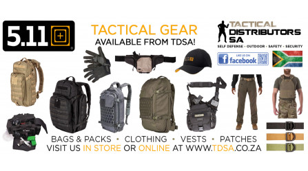 New 5.11 Tactical Gear and Accessories Stock has Arrived!