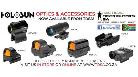 New Holosun Optics Stock Has Arrived!