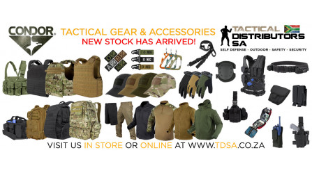 New Condor Outdoor Shipment Has Just Arrived!
