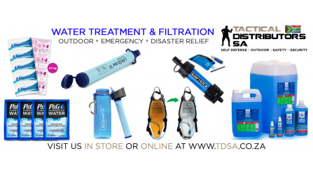 Water Treatment and Filtration Solutions from TDSA